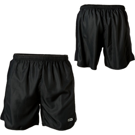 photo: Louis Garneau Flow Running Short active short