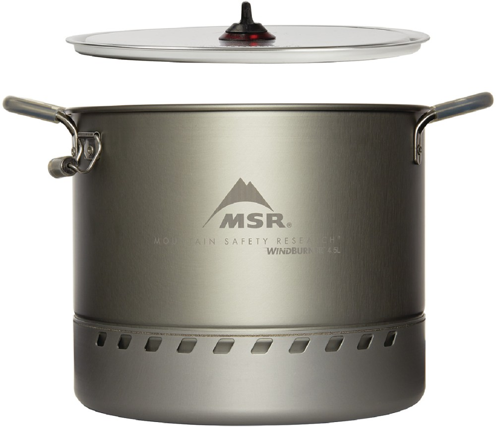 photo: MSR WindBurner Stock Pot pot/pan