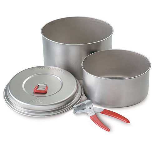 photo: MSR Titan Mini Cookset pot/pan