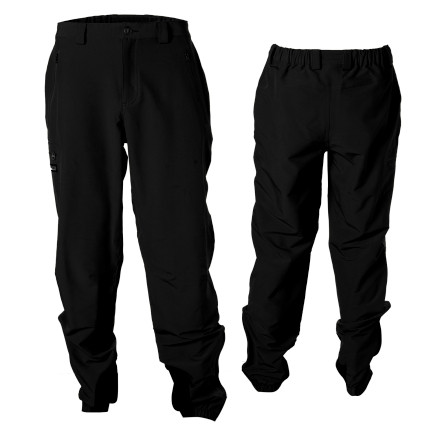 photo: Patagonia Lightweight Guide Pants soft shell pant