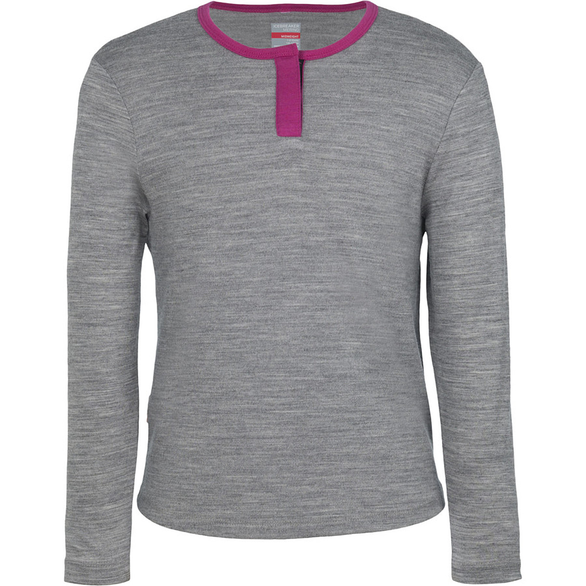 photo: Icebreaker Amity Long Sleeve Crewe base layer top