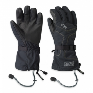 photo: Outdoor Research Men's HighCamp Gloves insulated glove/mitten