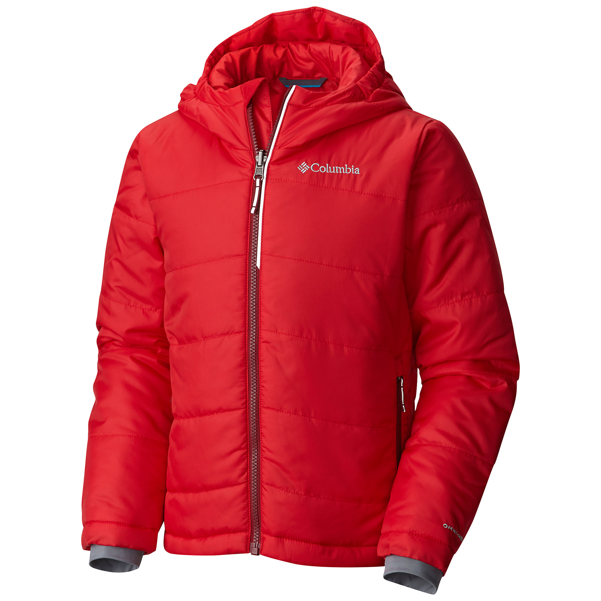 photo: Columbia Shimmer Me Jacket synthetic insulated jacket