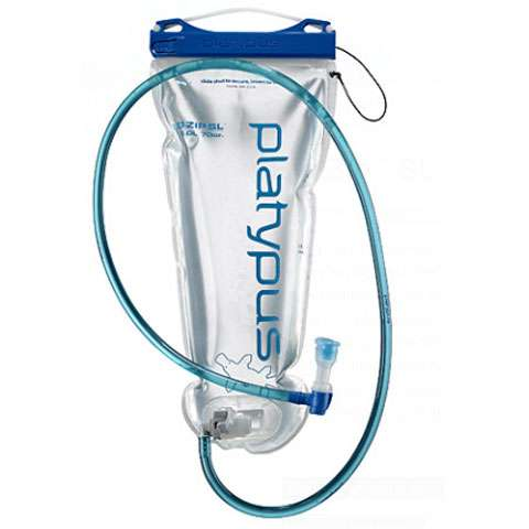 photo: Platypus Big Zip SL hydration reservoir