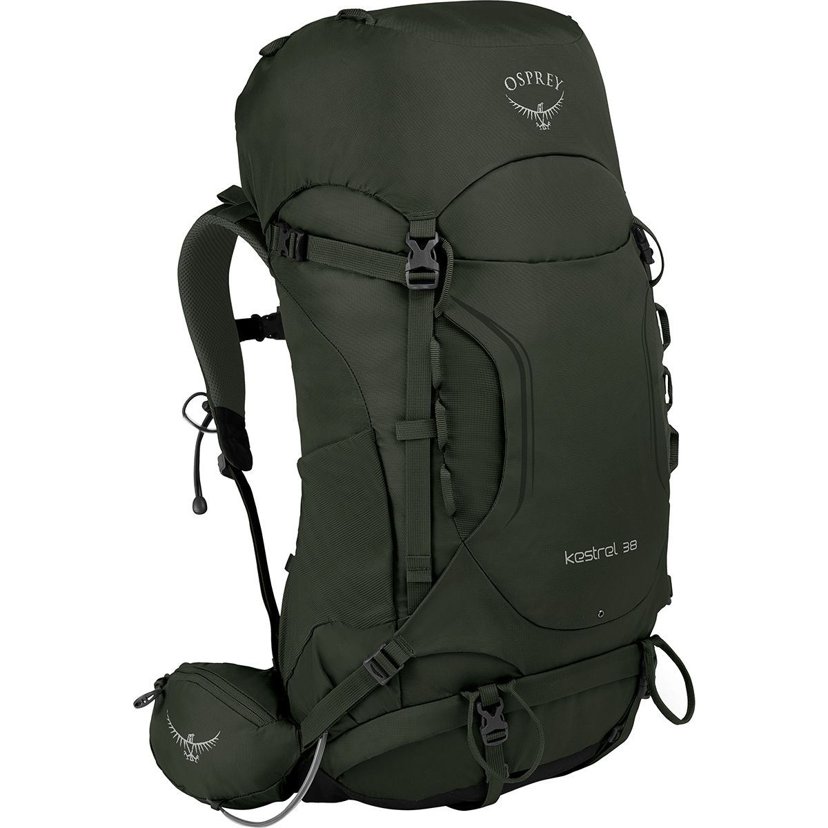 photo: Osprey Kestrel 38 overnight pack (35-49l)