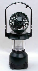 photo of a Dorcy battery-powered lantern