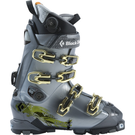 photo: Black Diamond Method alpine touring boot