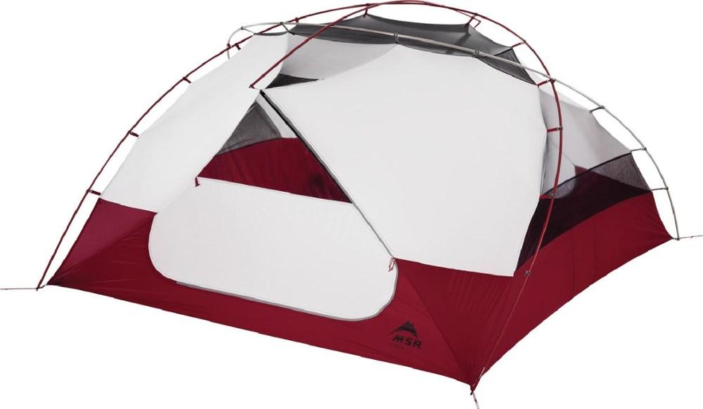 photo: MSR Elixir 4 three-season tent