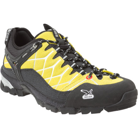 photo: Salewa Alp Trainer trail shoe