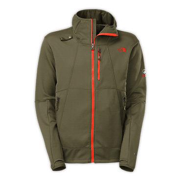 photo: The North Face Men's Snorkle Hoodie fleece jacket