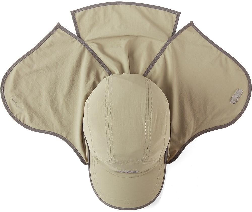 photo: Outdoor Research Sun Runner Cap sun hat