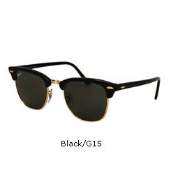 photo: Ray-Ban RB3016 Clubmaster sport sunglass