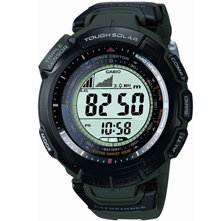 photo: Casio Pathfinder PAW1300A-3V compass watch