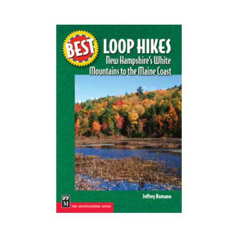 photo: The Mountaineers Books Best Loop Hikes: New Hampshire's White Mountains to the Maine Coast us northeast guidebook