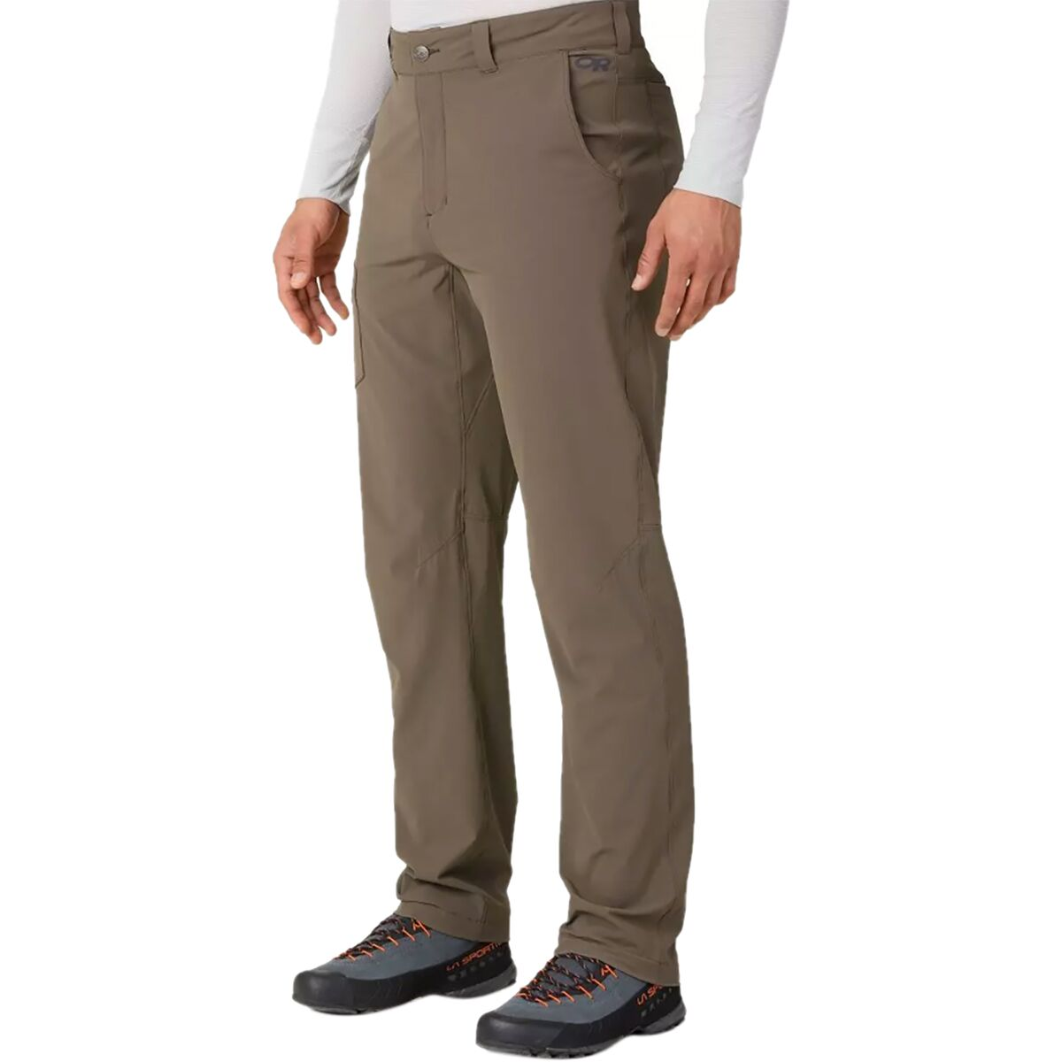 photo: Outdoor Research Ferrosi Pants soft shell pant