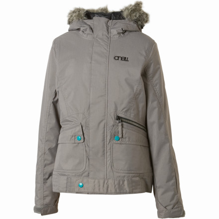 photo: O'Neill Gemstone Jacket snowsport jacket