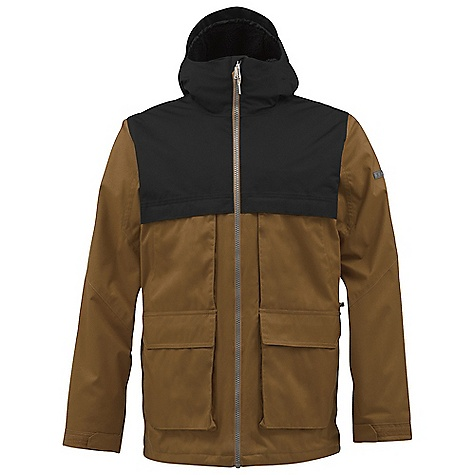 photo: Burton Arctic Jacket synthetic insulated jacket