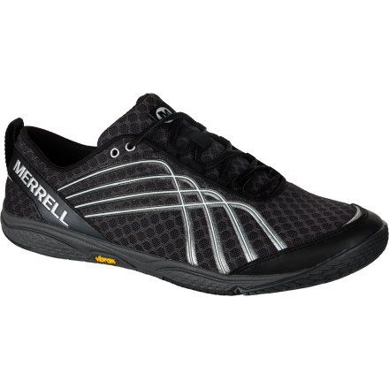 photo: Merrell Women's Barefoot Run Bare Access 2 barefoot / minimal shoe