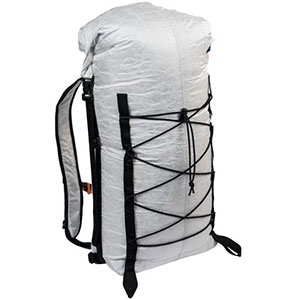photo: Hyperlite Mountain Gear Dyneema Summit Pack daypack (under 35l)