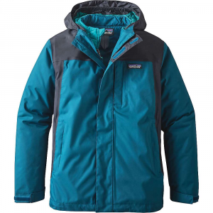 photo: Patagonia 3-in-1 Jacket component (3-in-1) jacket