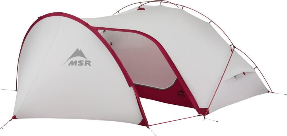 photo: MSR Hubba Tour 2 three-season tent