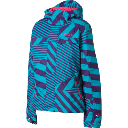 photo: O'Neill Asteria Jacket snowsport jacket