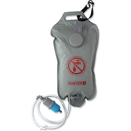 photo: Sawyer Water Filtration System 4 Liter pump/gravity water filter