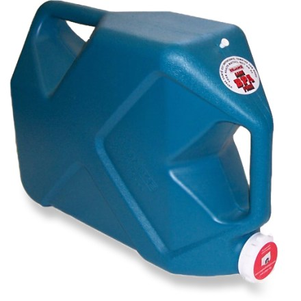 photo: Reliance Jumbo-Tainer 7 gallon water storage container