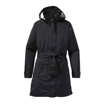photo: Patagonia Torrentshell Trench Coat waterproof jacket