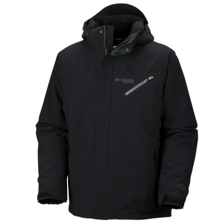 photo: Columbia Wildcard III Softshell soft shell jacket