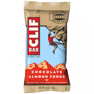 Clif Chocolate Almond Fudge Bar