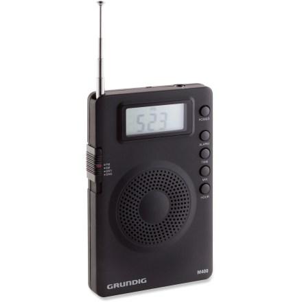 photo: Grundig Mini400 radio