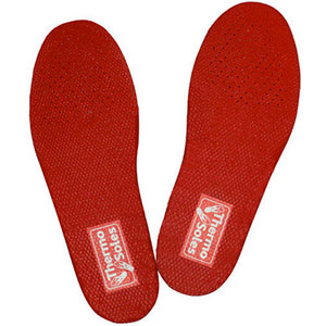 photo of a Thermo Soles insole