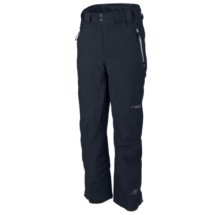 photo: Columbia Wildcard Softshell Pant soft shell pant