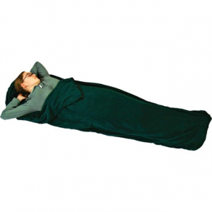 photo: Equinox Mandrill Micro Fleece Mummy Bag warm weather synthetic sleeping bag
