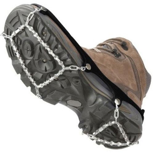 photo: ICEtrekkers Diamond Grip traction device