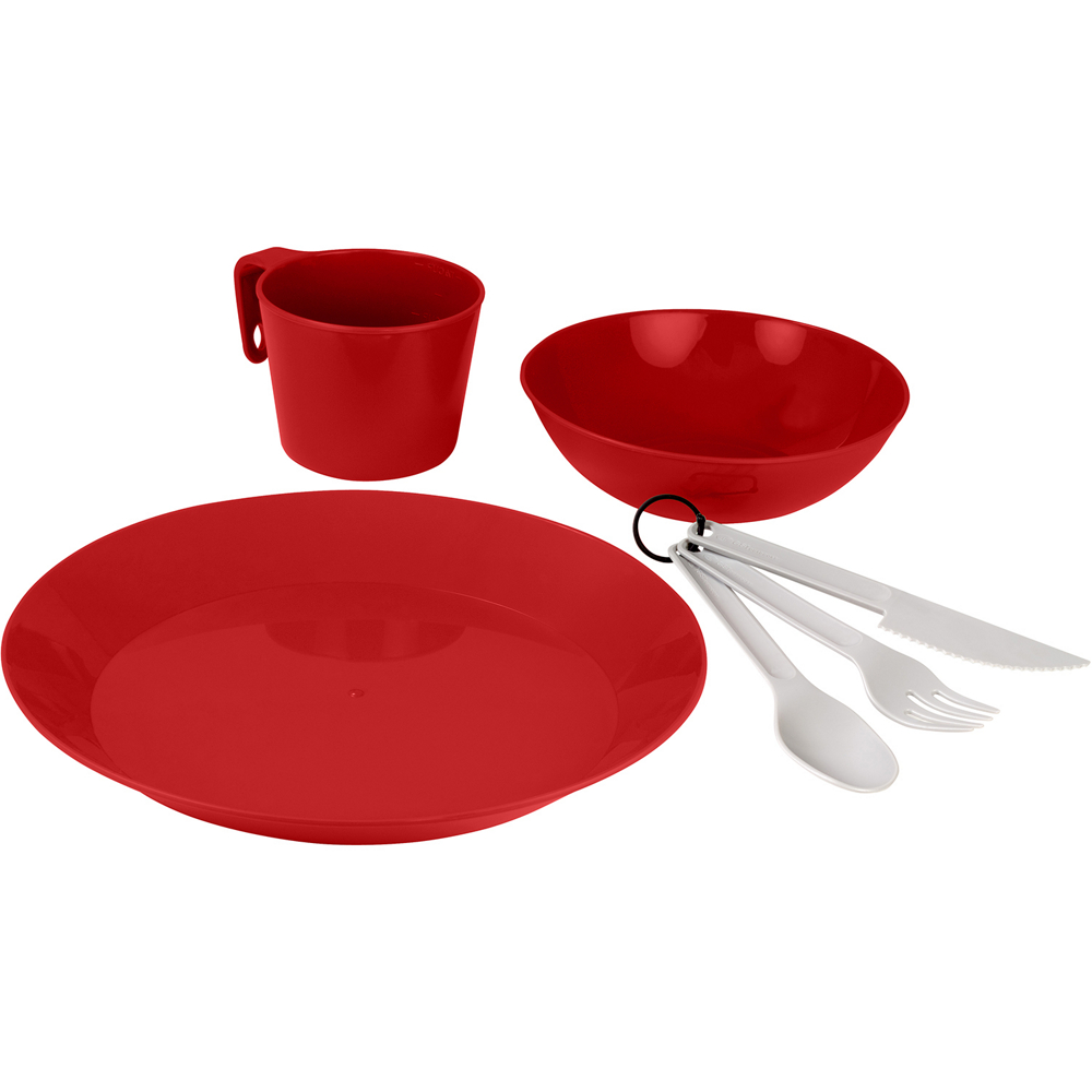 GSI Outdoors Cascadian 1 Person Table Set