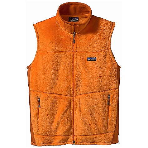 photo: Patagonia R2 Vest fleece vest