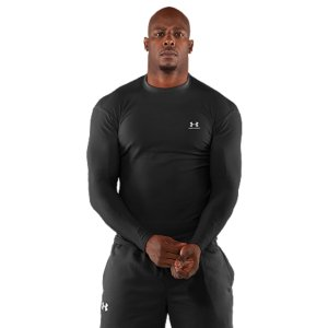 photo: Under Armour ColdGear Longsleeve Crew base layer top