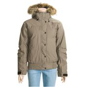 photo: 66°North Women's Thorsmork Down Parka down insulated jacket