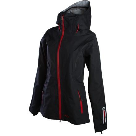photo: Oakley Liesl Jacket snowsport jacket