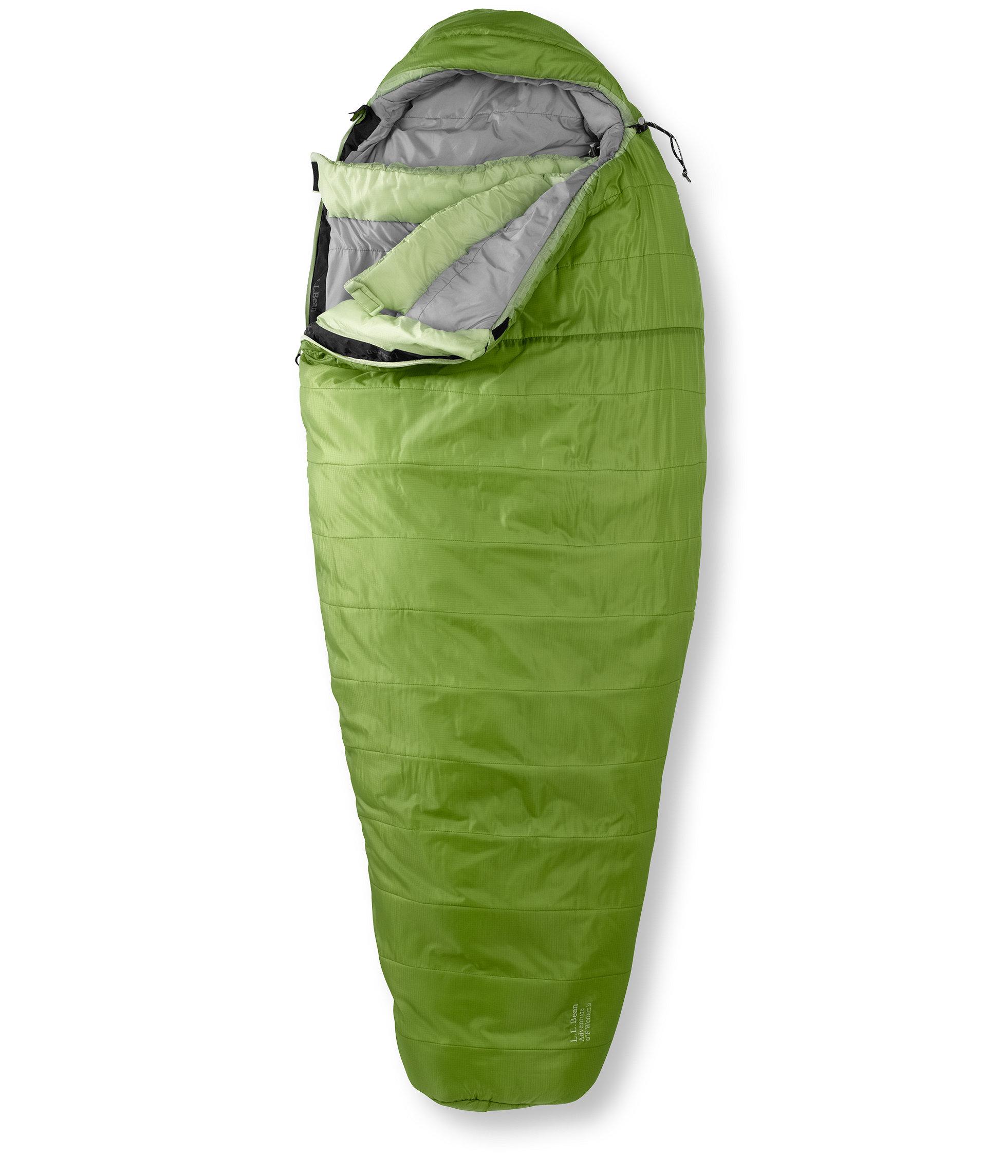 L.L.Bean Adventure Sleeping Bag, Mummy 0