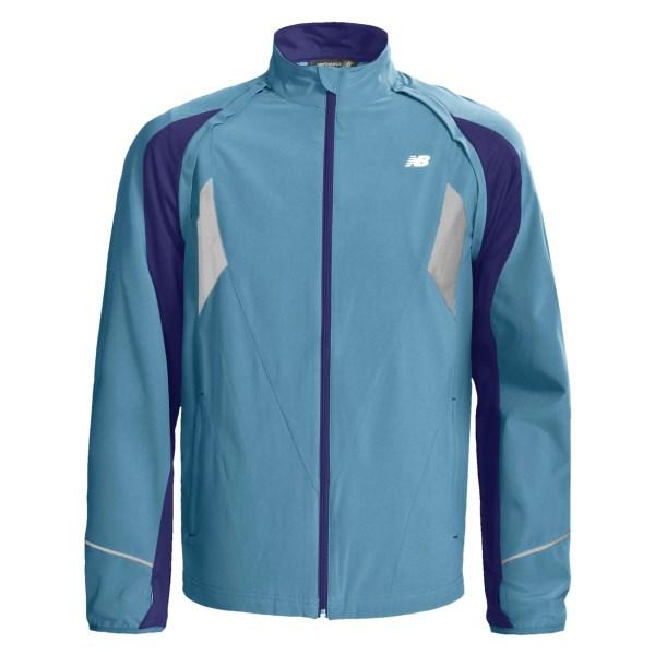 New Balance Lightweight Convertible Jacket