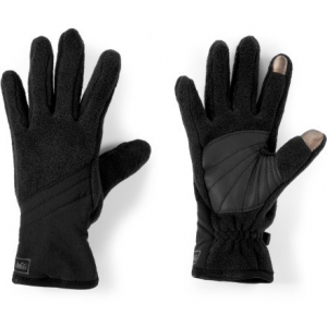 REI Tech-Compatible Recycled Fleece Grip Gloves