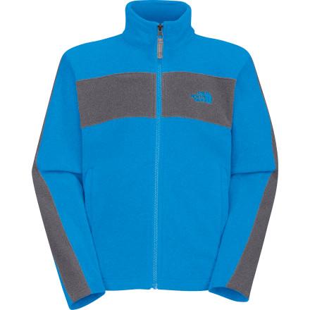 The North Face Glacier Elypso Track Fleece Jacket