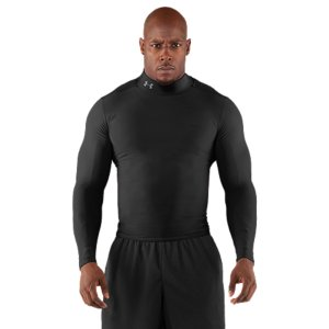 photo: Under Armour Men's ColdGear Longsleeve Mock base layer top