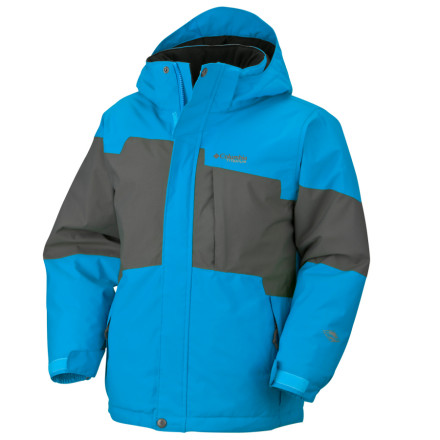 photo: Columbia Droid Tech Jacket snowsport jacket