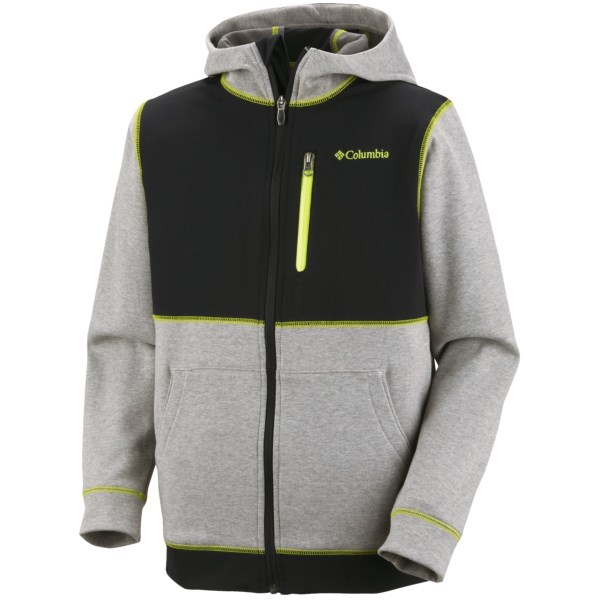 Columbia Trail Patroller Hybrid Jacket