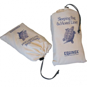 photo: Equinox Sleeping Bag Liner sleeping bag liner