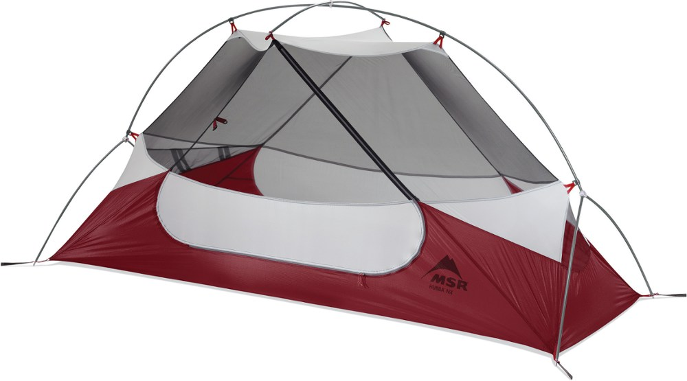 photo: MSR Hubba NX Solo three-season tent